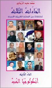 الحاءات الثلاث: أنطولوجيا القصة المغربية الجديدة، الجزء الثاني - حاء الحب - محمد سعيد الريحاني