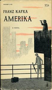 امريكا - فرانز كافكا